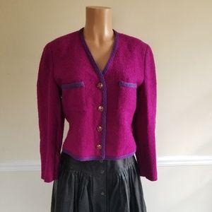 Vintage 2 Piece Skirt Set